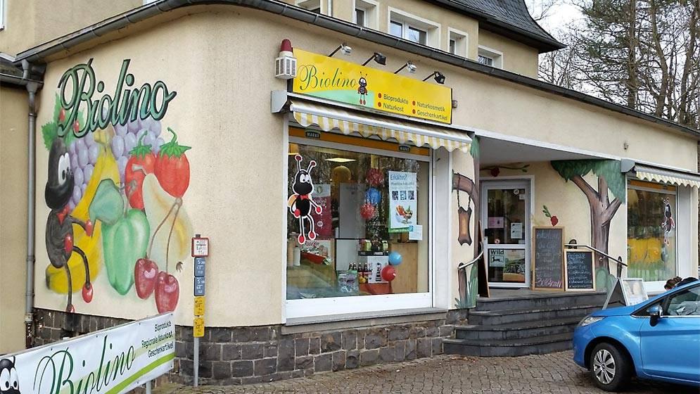 Bioladen Biolino in Chemnitz-Rabenstein